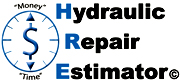 Fluid Power - Rupe Hydraulic Repair Estimator - Logo
