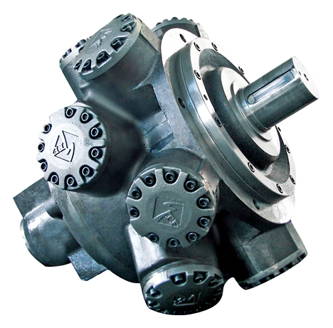 fluid power motor